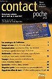 CONTACT POCHE - N°335 / DU 1eR AVRIL AU 31 MAI 1997 /ACCESSOIRES, GSM, FAX, STANDARD NUMERIQUE, AGENDA ELECTRONIQUE, TRADUCTUER - ORDIANTEURS DE BUREAU, APPAREIL PHOTO NUMERIQUE, IMPRIMANTE...