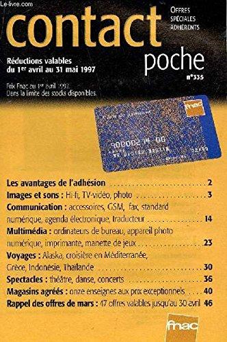 contact-poche-n-335-du-1er-avril-au-31-mai-1997-accessoires-gsm-fax-standard-numerique-agenda-electronique-traductuer-ordianteurs-de-bureau-appareil-photo-numerique-imprimante