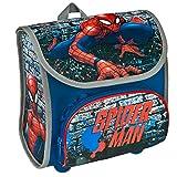 """Undercover GmbH SPLO8240, zaino, borsa, cartella per andare a scuola - materiale scolastico adatto per bambini - serie: """"Marvel Spider-Man (Uomo Ragno)"""""""