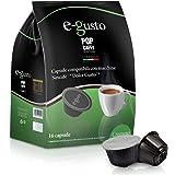 NESCAFE DOLCE GUSTO COMPATIBILE 160 capsule POP CAFFÈ E-GUSTO M. 2 CREMOSO cialde