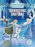 Disney Eiskönigin: Stickerbuch zum Film - Walt Disney
