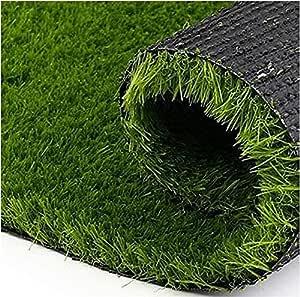 Yellow WeavesTM High Density Artificial Grass Carpet Mat for Balcony, Lawn, Door(6.5 X 2 Feet)