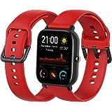 Th-some Cinturino per Smartwatch Amazfit GTS,Cinturino di Ricambio in Silicone Compatibile con Xiaomi Huami Amazfit GTS/Amazf