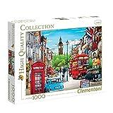 Clementoni - Puzzle de 1000 Piezas Londres (39339)