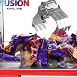 ARCADE CANDY GRABBER MACHINE TOY CLAW GAME KIDS FUN CRANE SWEET GRAB GADGET Evelyn Living®