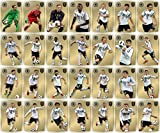 DFB Team Cards WM 2018 - Limited Gold Edition - Alle 28 Gold-Teamcards Ferrero Sammelkarten Fussball Weltmeisterschaft 2018 Russland Komplett Set