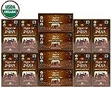 Pride Of India -Indian Masala Spice Chai Tea-Bulk Pack (500 tea bags)-Mezcla de té negro Assam y 5 especias veganas para reflexionar -Té de hierbas con ingredientes naturales -Cultivado en el Himalaya