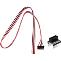 Anbau High Power External Switching Module Board + 6 Pin Cable 50cm for 3D Printer Motor Stepper Drive