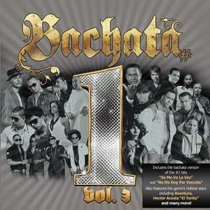 Bachata #1's Vol 3