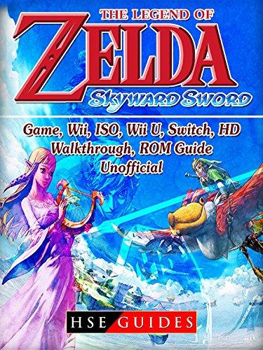 The Legend of Zelda Skyward Sword Game, Wii, ISO, Wii U