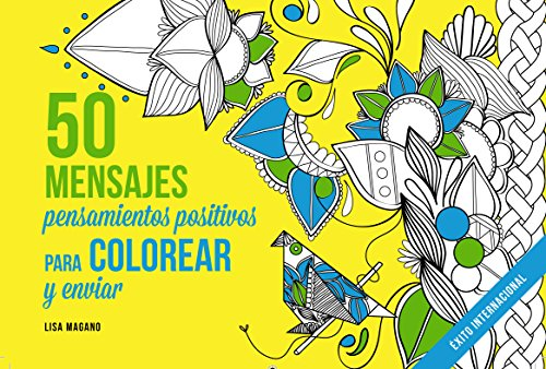 50 mensajes para colorear (Ocio)