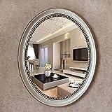 ZXLIFEMakeup Mirror ® Spiegel Hersteller kreative Badezimmer Spiegel Wandspiegel Badezimmer Badezimmer Spiegel wasserdicht Spiegel WC Waschbecken Spiegel