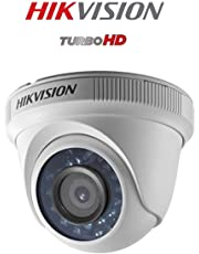 Hikvision DS-2CE5AD0T-IRP 3.6mm 1080P HD Indoor Night Vision Dome Camera (White)