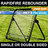 Best Soccer Rebounders - RapidFire Football Rebounder - Double Or Single Sided Review