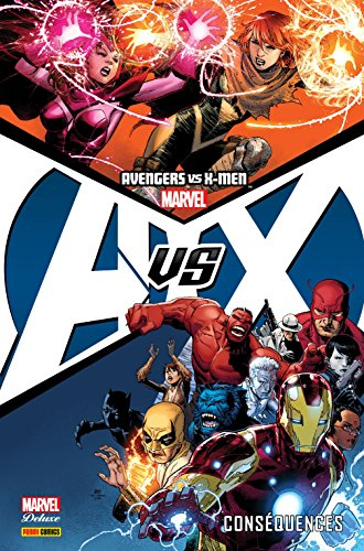 Avengers Vs. X-Men Vol. 2: Conséquences
