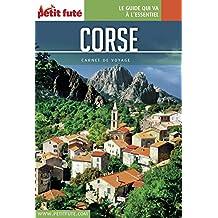 Corse 2016 Carnet Petit Futé