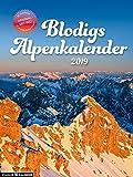 Blodigs Alpenkalender 2019: Das Original seit 1932 -