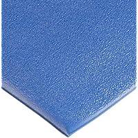 "NoTrax C01S2036BU Kitchen Comfort Mat, 20"" Width x 36"" Length x 3/8"" Thickness, Blue by NoTrax"