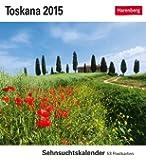 Toskana Sehnsuchtskalender 2015: Sehnsuchtskalender, 53 Postkarten