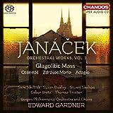 Janacek:Orchestral Works Vol. 3 [Sara Jakubiak; Susan Bickley; Stuart Skelton; Bergen Philharmonic Orchestra , Edward Gardner] [CHANDOS : CHSA 5165]