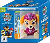 music-movie-more Paw Patrol Box : DVD (Toggolino) Volume 1-7 inkl. Plüschfigur Skye - Deutsche Originalware [7 DVDs]