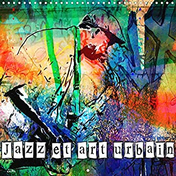Jazz et art urbain 2020: Serie de 12 tableaux, creations originales style street art sur le theme du jazz.