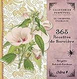 calendrier perpetuel 365 recettes de sorcière