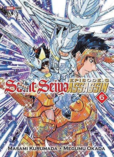 Saint Seiya épisode G Assassin T06 par Masami Kurumada