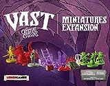 LEDER GAMES - VAST : MINIATURES EXPANSION Espansione Gioco da Tavolo Inglese