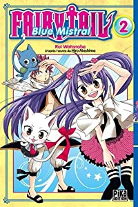 Fairy Tail - Blue Mistral Edition simple Tome 2