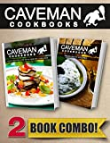 Paleo Recipes For Auto-Immune Diseases and Paleo Greek Recipes: 2 Book Combo (Caveman Cookbooks)