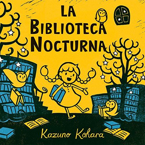 La Biblioteca Nocturna por Kazuno Kohara