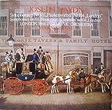 Symphonien Nr 103 'Paukenwirbel' Nr 104 'London' = Symphonies No 103'Roulement de Timbales' No 104 'Londres' [Vinyl LP]
