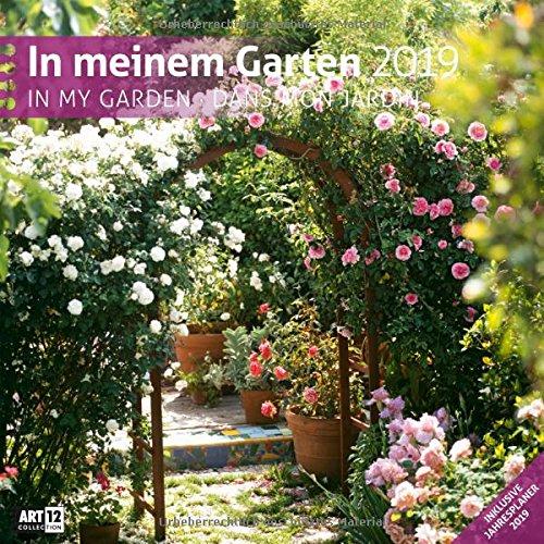 In meinem Garten 2019 Broschürenkalender