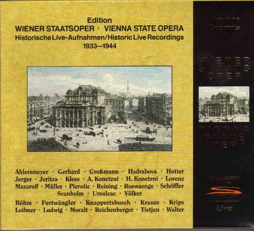 Historic Live Recordings 1933-1944 [Import anglais]