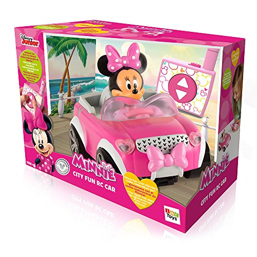 Image of Minnie Mouse - City Fun RC Car