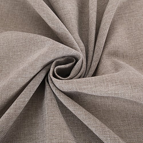 Deconovo Faux Linen Table Cloth ...