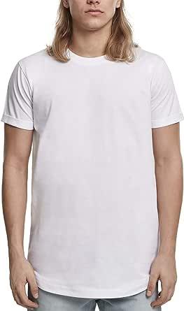 Urban Classics Short Shaped Turn Up Tee T-Shirt Uomo