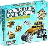 Kit de Tripulación Robótica de Construcción de Ingenious Machines TG667 - Bloques de control remoto. Kit de Vehículo motorizado de Juguete - para niños y niñas de ThinkGizmos (marca registrada y protegida).