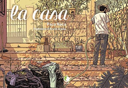 La casa (Prospero's books) por Paco Roca
