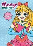 Manga-Malblock Mode (Malbücher und -blöcke)