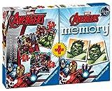 Ravensburger Avengers–Multipack 3Puzzle mit 1spiel Memory 211937