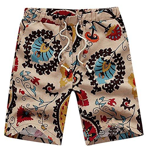 Uomini-Pantalone-corti-Pantaloncini-Stampati-3D-Styledresser-Costume-da-Bagno-Uomo-Pantaloncini-uomo-Estate-Nuotare-Tronchi-Veloce-Spiaggia-Asciutta-2018