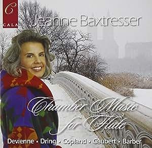 Jeanne Baxtresser - Chamber Works for Flute