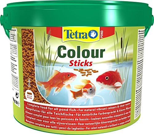 Tetra Pond Colour Sticks, 10 L - 4
