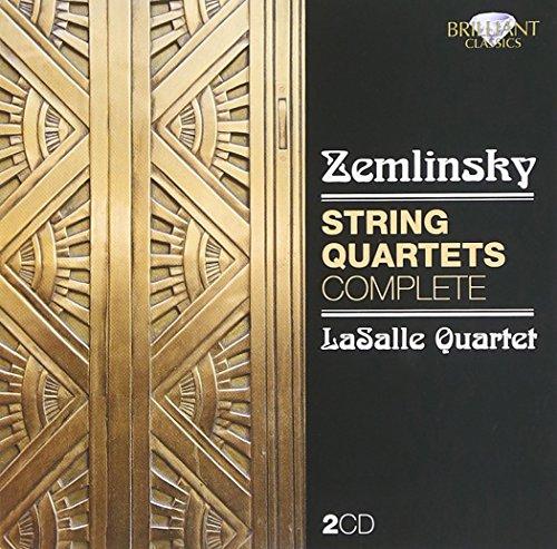 Zemlinsky : Quatuors à cordes (Intégrale)