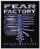 Fear Factory Demanufacture Patch