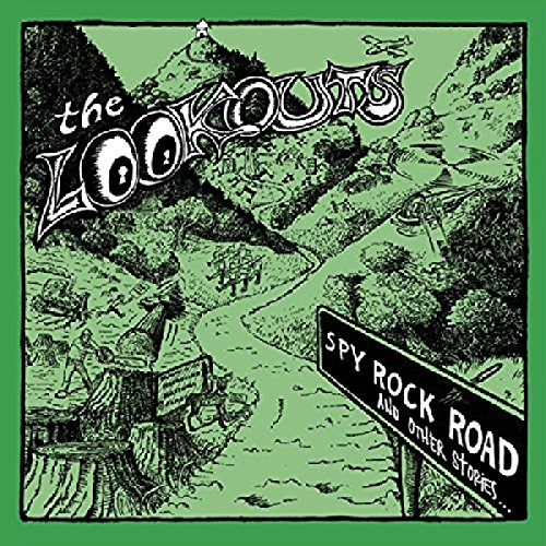 Spy Rock Road (and Other Stories) (Road Rock)