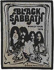 Black Sabbath Band Official Patch (8cm x 10cm)