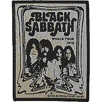 Black Sabbath Band Official vivigade (8 cm x 10 cm)